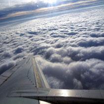 Motiv 16 - Landeanflug