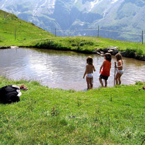 Motiv 2 - Kinder am Seeli