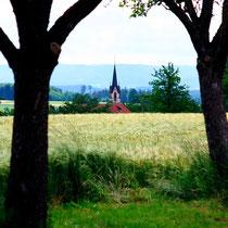 Motiv 5 - Dorfkirche