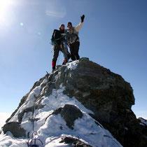 Motiv 6 - Am Gipfel des Nadelhorn