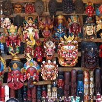 Motiv 12 - Bhudda hat viele Gesichter