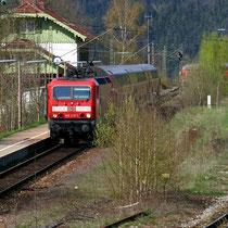Motiv 14 - Wiehre-Bahnhof
