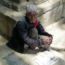 Motiv 12 - In Kathmandu