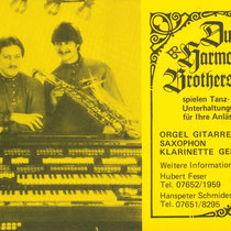 Die erste Visitenkarte - 1983