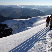 Bündner Alpen 1 - Blick von den Bellavista-Terassen