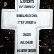 Motiv 7 - Kindergrabkreuz, Stadtfriedhof Freiburg