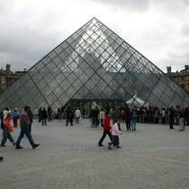 Motiv 12 - Louvre