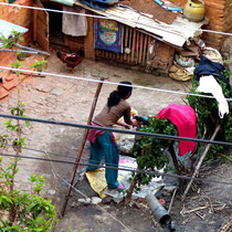 Motiv 1 - In Kathmandu