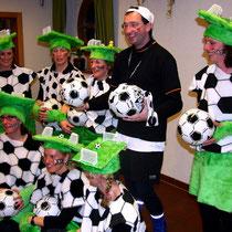 Motiv 8 - Fußball-Frauenmannschaft - WM 2010