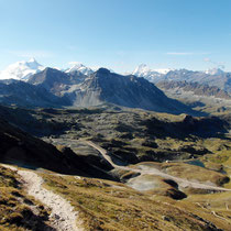 Walliser Alpenhauptkamm