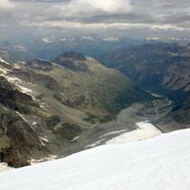 Bündner Alpen 2 - Blick vom Piz Palü