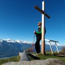 Prabé-Gipfel - 2042 M