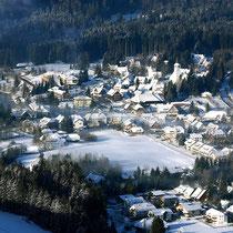 Motiv 10 - Titisee im Winter - Blick vom Hochfirst