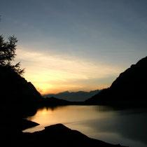 Motiv 10 - Chablais-Alpen - Lac de Salanfe
