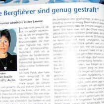 Frauke Brunner - Leben oder Tod
