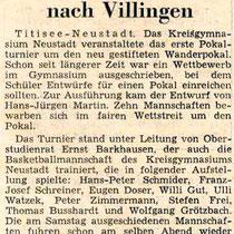 Artikel BZ 1970