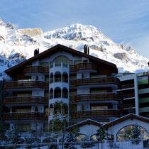 Motiv 4 - Hotel Ambassador vor Rinderhorn