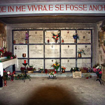 Motiv 13 - Friedhof Cortina d'Ampezzo - Bild 1