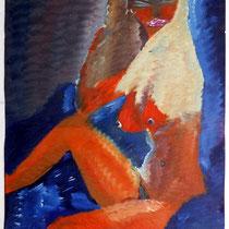 Im blauen Salon