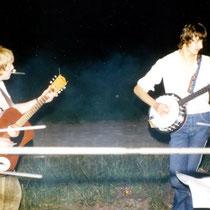 Duo mit Köpes - Tübingen 1979