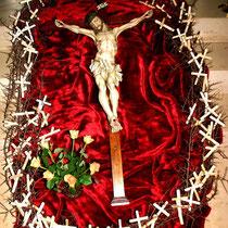 Motiv 1 - Karfreitagskreuz, Christkönig Titisee