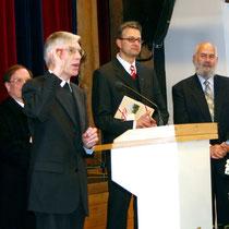 Grußworte - Weihbischof Prof. Dr. Paul Wehrle