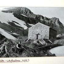 Motiv 10 - Stüdlhütte 1937