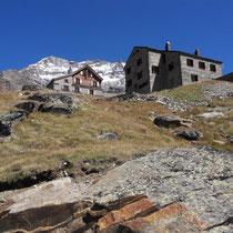 Motiv 4 - Weissmieshütte - 2726 M