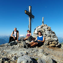 Chaiserstock-Gipfelbild - 2515 M