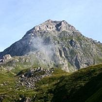 Rigidalstock - 2593 M