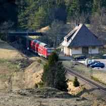 Motiv 3 - Bahnhof Altglashütten
