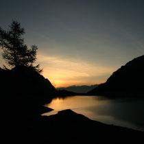 Motiv 1 - Lac du Salanfe - Chablais-Alpen