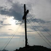 Motiv 6 - Gipfelkreuz, Schesaplana