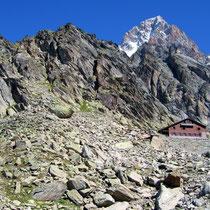 Motiv 10 - Schreckhornhütte - 2530 M