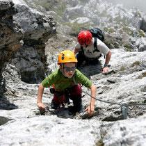 Motiv 8 - In der Gipfelzone am Rigidalstock