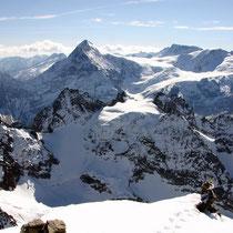 Urner Alpen 7 - Blick vom Titlisgipfel