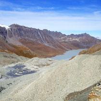 Lac des Dix - 2365 M