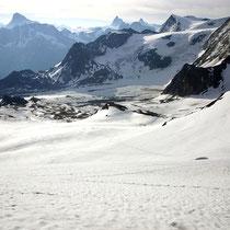 Glacier de Luette