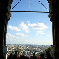 Motiv 10 - Blick von Sacré Coeur