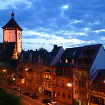 Motiv 15 - Schwabentor, Freiburg