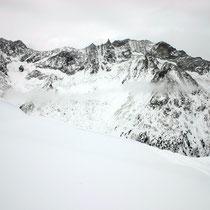 Bergkette östlich Arolla
