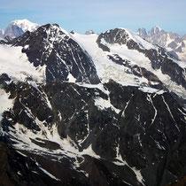 Mont Blanc - Aig Verte