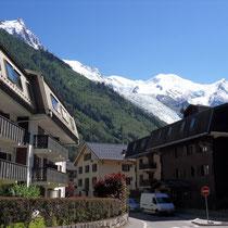 Motiv 5 - Mont Blanc - Von Chamonix