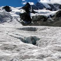 'Gletschermühlen'