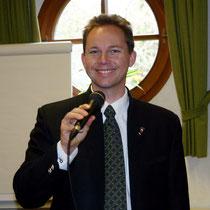 Bürgermeister Armin Hinterseh