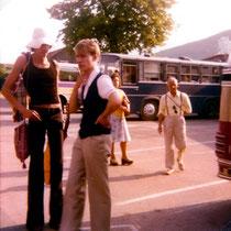 Mit Franz - Freiburg 1974