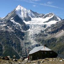 Motiv 14 - Domhütte - 2940 M