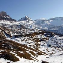 Urner Alpen 3 - Engelberger Rotstock, Wissigstock