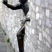 Motiv 5 - Bronzeskulptur, Paris