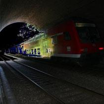 Motiv 16 - Im Sternwald-Tunnel